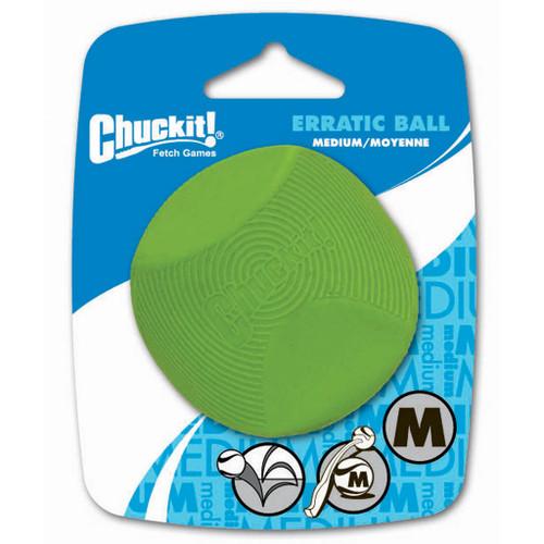 Chuckit Erratic Ball Medium 1 Pack
