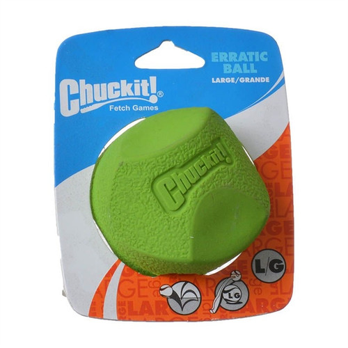 Chuckit Erratic Ball Large 1 Pack