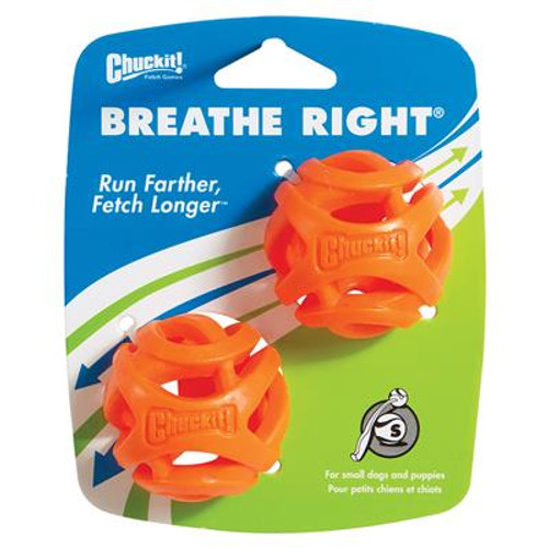 Chuckit Breathe Right Small 2 Pack