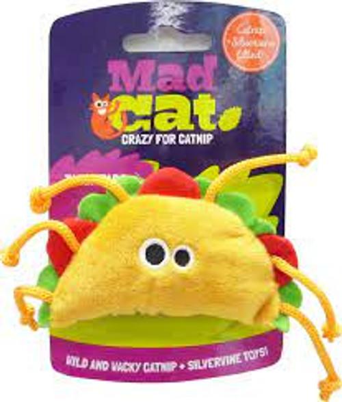 Mad Cat Tabby Taco
