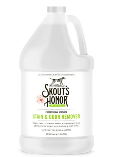 Skout's Honor Stain & Odor Remover 1 Gallon