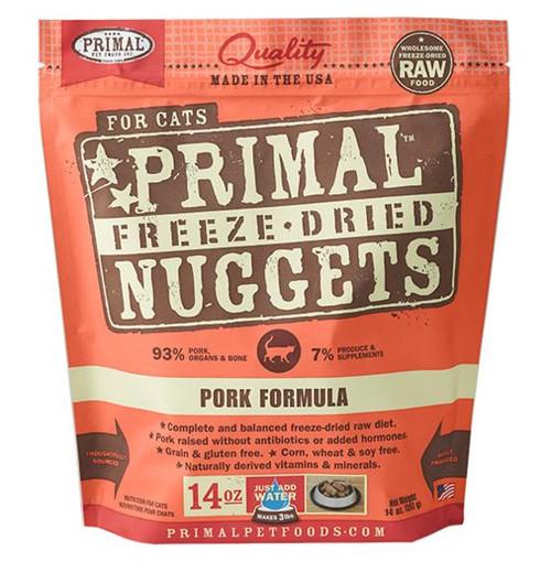 Primal Freeze-Dried Feline Pork 5.5oz