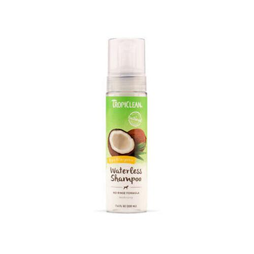 Tropiclean Gentle Coconut Waterless Shampoo 7.4oz