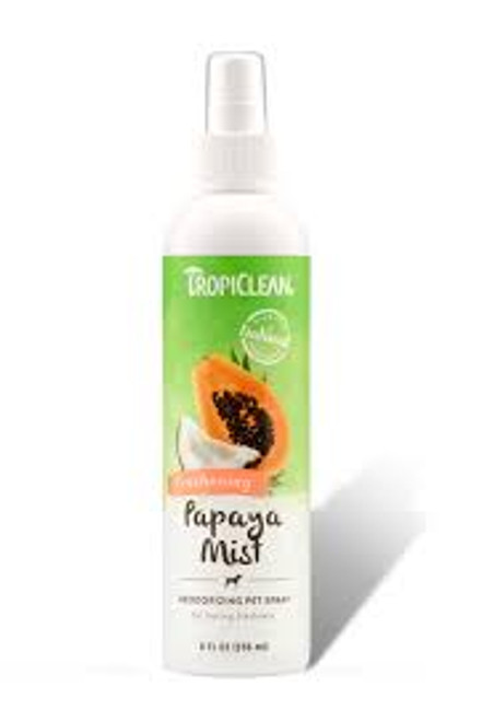 Tropiclean Papaya Deodorizing Spray 8oz