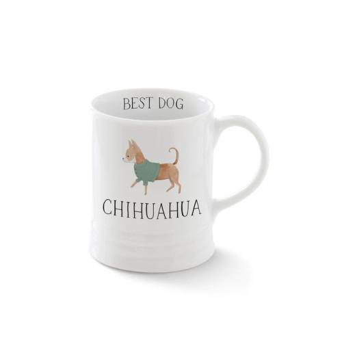Pet Shop by Fringe Studio Breed Mug Chihuahua 12oz