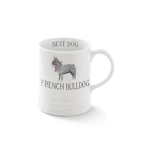 Pet Shop by Fringe Studio Breed Mug French Bulldog 12oz