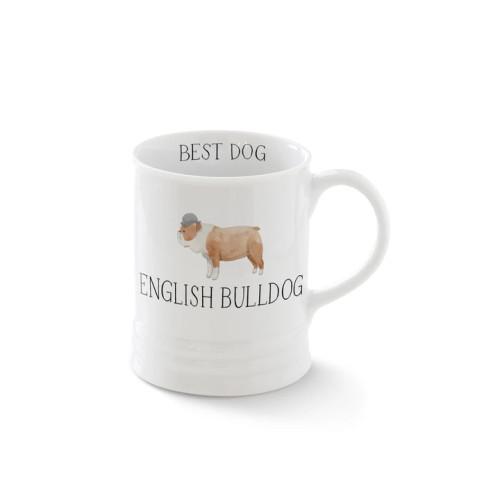 Pet Shop by Fringe Studio Breed Mug English Bulldog 12oz