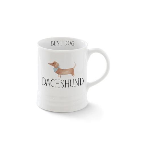 Pet Shop by Fringe Studio Breed Mug Dachshund 12oz