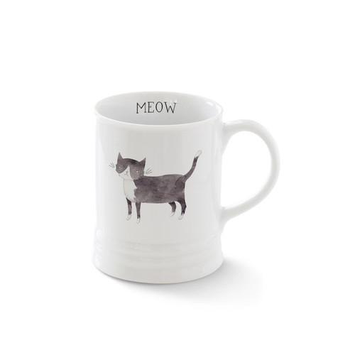 Pet Shop by Fringe Studio Cat Mug 12oz