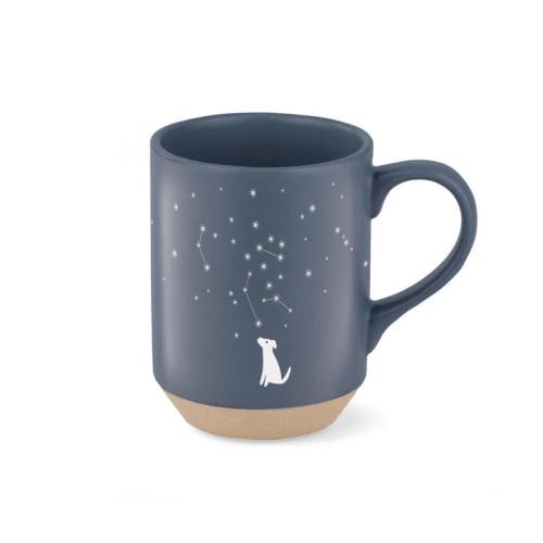 Pet Shop by Fringe Studio Stoneware Mug Celestial 11oz