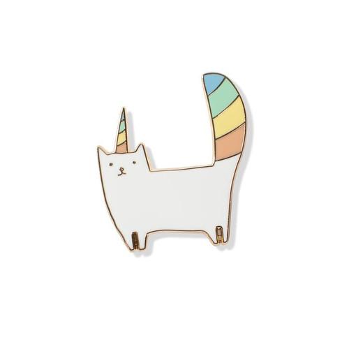 Pet Shop by Fringe Studio Caticorn Enamel Pin