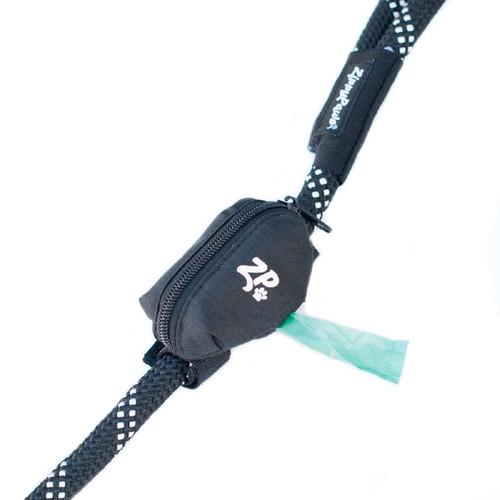 Zippy Paws Leash Bag Dispenser Black