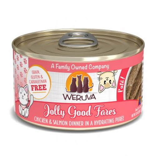 Weruva Cat Jolly Good Fares 3oz
