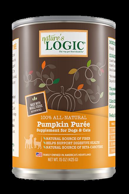 Nature's Logic Pumpkin Puree 15oz