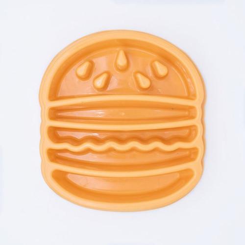 Zippy Paws Happy Bowl - Hamburger