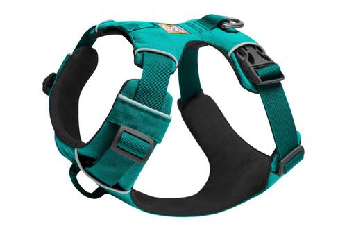 Ruffwear Front Range Harness / Aurora Teal