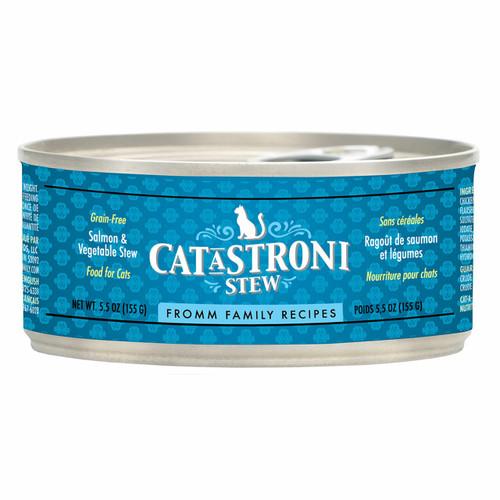 Fromm Catastroni Stew Salmon 5.5oz