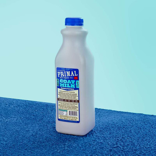 Primal Goat Milk Blueberry 32oz
