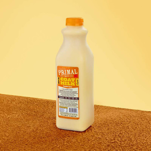 Primal Goat Milk Pumpkin Spice 32oz