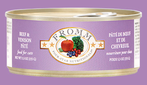 Fromm Four-Star Beef & Venison Pate