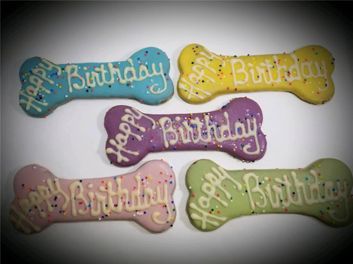 "Paws Gourmet Bakery ""Happy Birthday"""