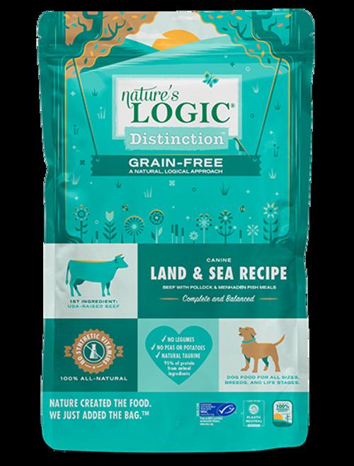 Nature's Logic Distinction Land & Sea Recipe