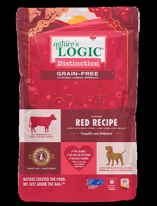 Nature's Logic Distinction Red Recipe
