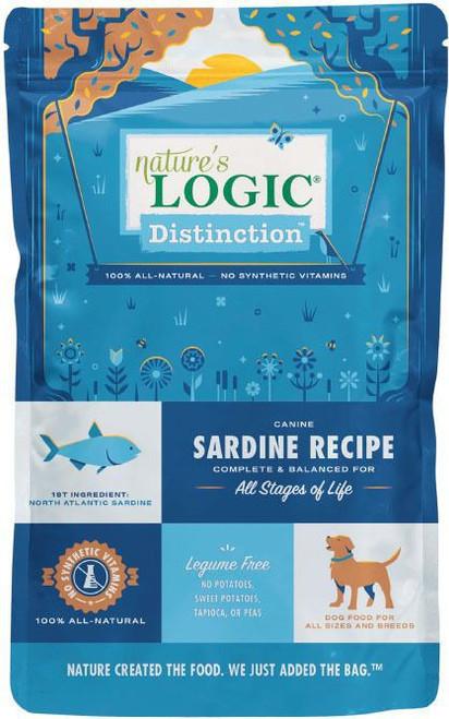Nature's Logic Distinction Sardine Recipe
