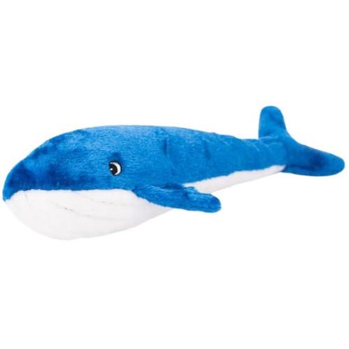 Zippy Paws Jigglerz Blue Whale
