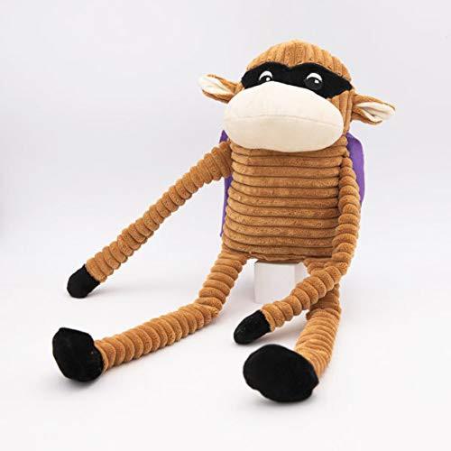 Zippy Paws Crinkle SuperMonkey