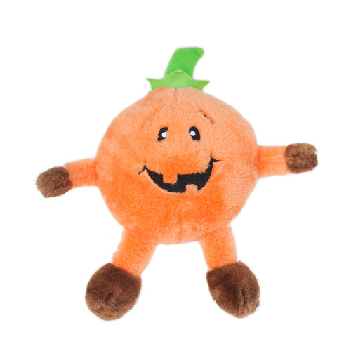 Zippy Paws Brainey Pumpkin