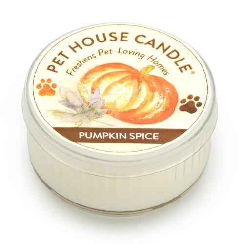 One Fur All Pumpkin Spice Mini Candle