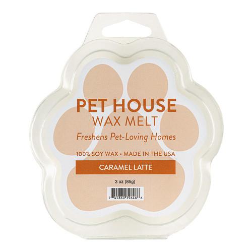 One Fur All Caramel Latte Wax Melt