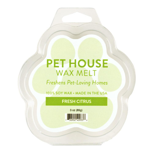One Fur All Fresh Citrus Wax Melt
