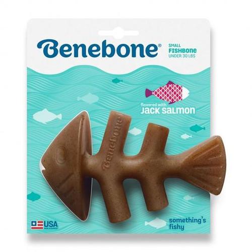 Benebone Fishbone Jack Salmon Flavor