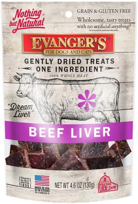 Evanger's Beef Liver Treats