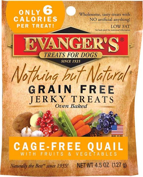 Evanger's Quail Jerky