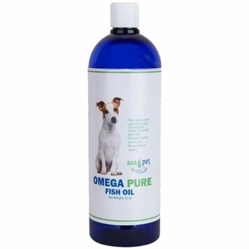 Sea Pet Omega 3 Fish Oil