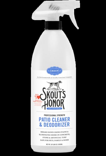 Skout's Honor Cat Patio Cleaner & Deodorizer 35 oz.