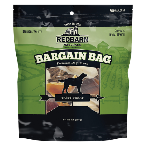 Redbarn Bargain Bag 2 lbs