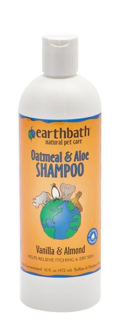 Earthbath Oatmeal & Aloe Shampoo 16oz