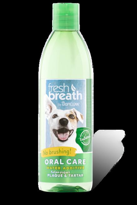Tropiclean Fresh Breath Water Additive 16 oz