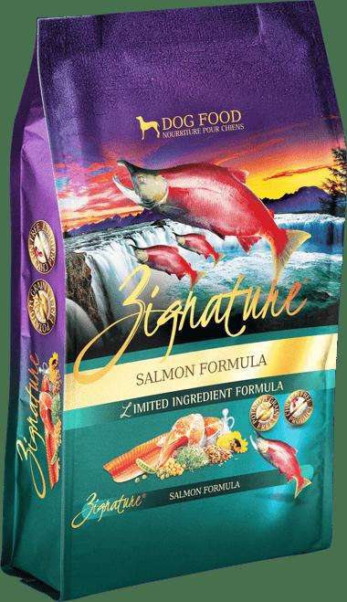 Zignature Salmon Formula Limited Ingredient Dry Dog Food