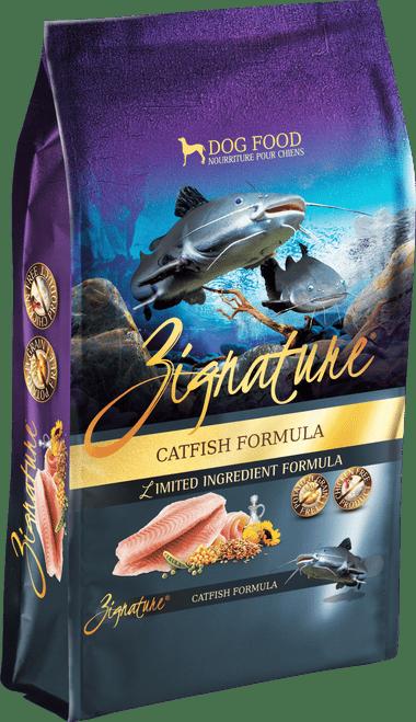 Zignature Catfish Formula Limited Ingredient Dry Dog Food
