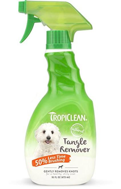 Tropiclean Tangle Remover 16 oz