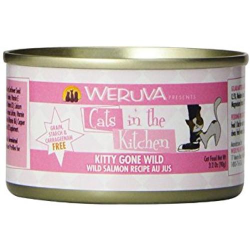 Weruva Cats in the Kitchen Kitty Gone Wild 3oz
