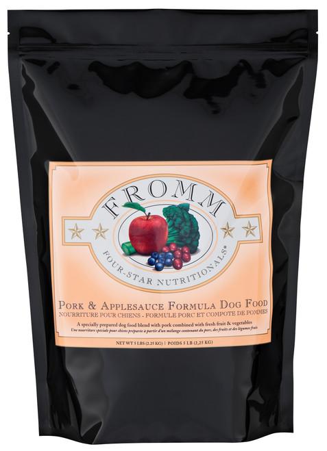 Fromm Four-Star Pork & Applesauce Dog Recipe
