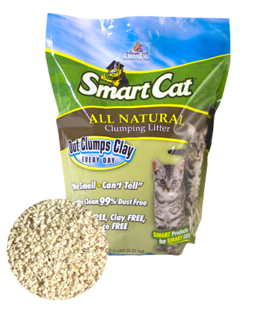 Smart Cat All Natural Clumping Litter