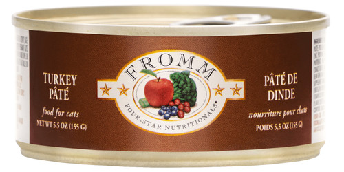 Fromm Four-Star Turkey  Pate