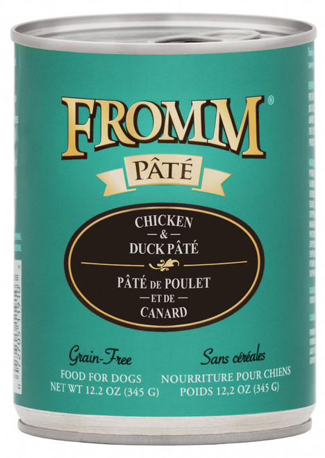 Fromm Grain Free Chicken & Duck Pate